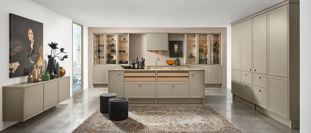 le-bon-cuisiniste-coloris beige-nolte kitchen