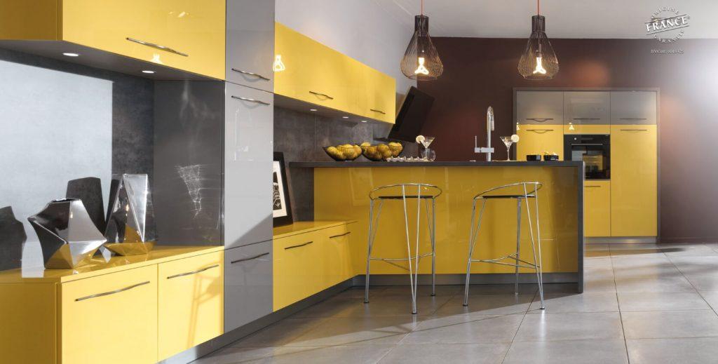 le-bon-cuisiniste-cuisine jaune_comera